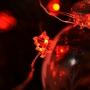 LEDStarry-RedLeaf