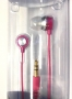 iPod & MP3 Stereo Earphones TEP-T2-PK